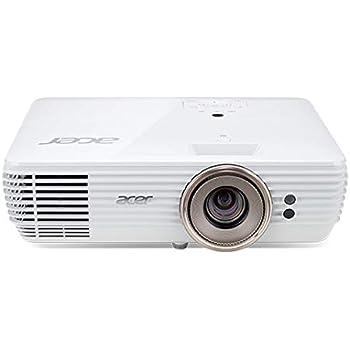 Acer Home V7850BD videoproyector 2200 lúmenes ANSI DLP 2160p ...