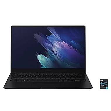 SAMSUNG Galaxy Book Pro Intel Evo Platform Laptop Computer 13.3″ AMOLED Screen 11th Gen Intel Core i5 Processor 8GB Memory 256GB SSD Long-Lasting Battery, Mystic Blue