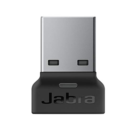 Jabra Link 380c UC USB-A Bluetooth Adapter – Wireless Dongle für Evolve2 85 und 65 Headsets