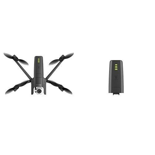 【バッテリーセット】 Parrot ANAFI ドローン ウルトラコンパクト フライング 4K HDR カメラ PF728005+スマートバッテリー PF070312