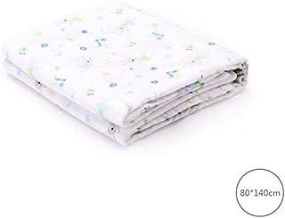 Print Yoga Mat Pure Cotton Baby Bath Towels Baby Gauze Raise Large Towels Baby Blankets (Color: B) 瑜伽垫
