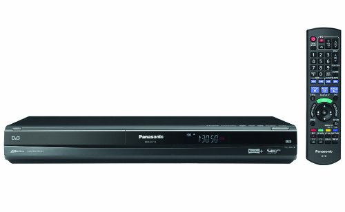 Panasonic DMR-EX773 Grabador de DVD - Reproductores de CD/BLU-Ray (SD, 31 W, 0,3 W, 430 mm, 286 mm, 59 mm)