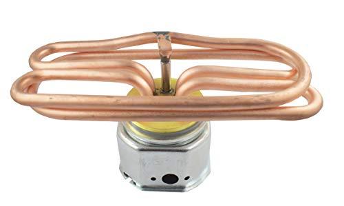 Summit Commercial - Elemento calefactor de inmersión para mesa de vapor, Brass, 4000W
