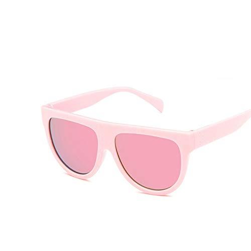 Gafas De Sol Boys & Girls Niños 2-5 Años Bebé Lactante Gafas Gafas Gafas Uv400 Exterior Infantil Rosa Piloto