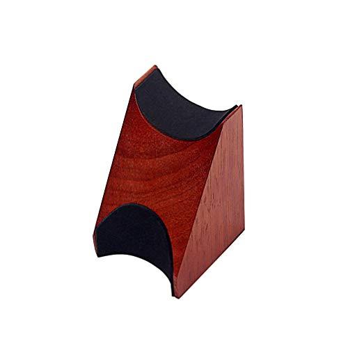 Artibetter Guitarra Soporte para el Cuello Soporte Almohada Guitarra acústica eléctrica bajo Pantalla Soporte Almohada Instrumento de Cuerda Soporte para el Cuello Herramienta luthier