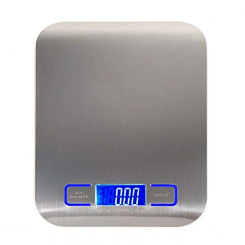 22Lbs Premium And Durable Fine Craftsmanship Digital Electronic Kitchen Food Diet Postal Scale Weight Balance With Lcd Screen Display Suitable For Your Kitchen And Daily Diet Designing