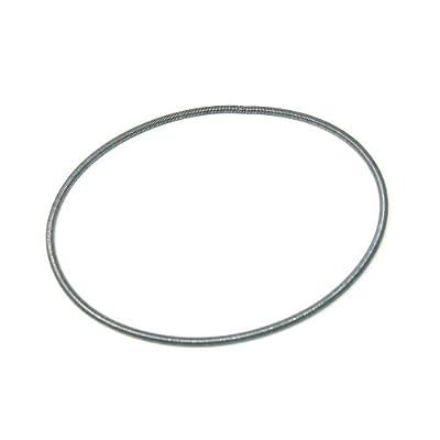 Genuine ZANUSSI Washing Machine Door Gasket Inner Clamp Ring 1240477024