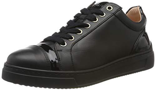 Unisa Damen FIYOLA F19NTPA Sneaker, Schwarz (Black Black), 39 EU