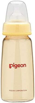 Pigeon Flexible Peristaltic Nipple Nursing Bottle KPSU, 160Ml (S)