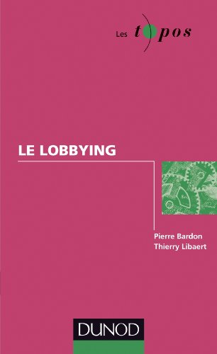 Le lobbying