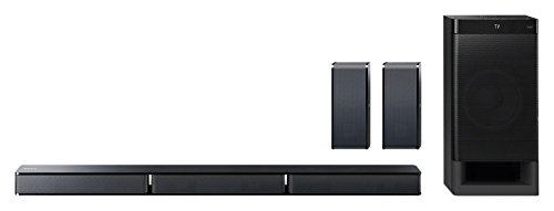 Sony HT-RT3 Real 5.1ch Dolby Audio Soundbar Home Theatre System (600W, Dolby Audio, Bluetooth Connectivity) Black