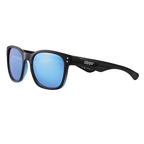 Zippo Gafas de sol 2020 OB68-02 lentes azules de espejo