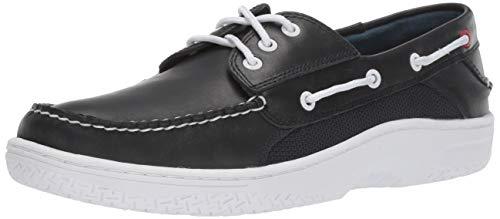 Sperry Mens Billfish 3-Eye Boat Shoe, Navy, 13