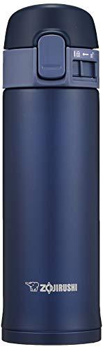 Zojirushi Stainless Steel Vacuum Insulated Mug, 10-Ounce, Navy