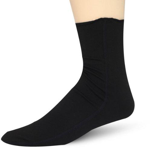 NeoSport Henderson, Caliente Skins Aletas Calcetines, Talla única, Unisex, All Black