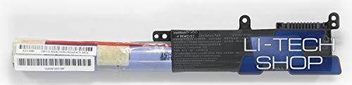 LI-TECH - Batería compatible 3300 mAh para Asus VivoBook Max F541UJ-GO392T negro nuevo 36 Wh