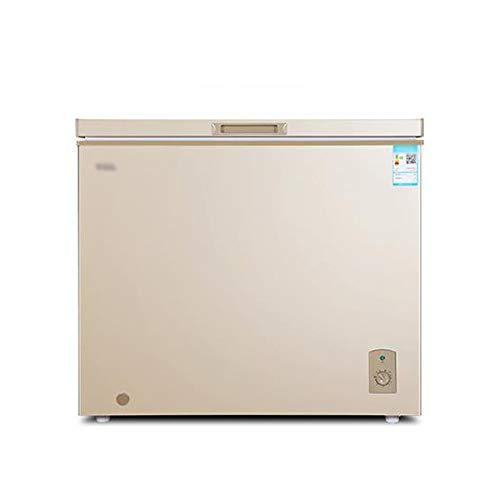 NoNo Gefrierschrank Kleiner Gefrierschrank Horizontaler Kühlschrank Gefrierschrank Einzeltemperatur-Kühlschrank Haushalt Gewerblicher Mini-Gefrierschrank