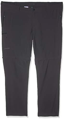 Schöffel Herren Pants Koper Zip Off Zipp, charcoal, 62