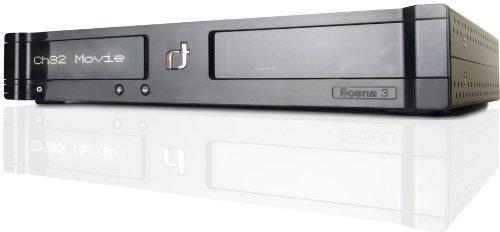 Inverto Scena 3 Digitaler Sat-Receiver (HDMI, USB, 2 CI Schächte)