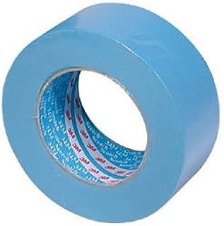 3M 3434 - Cinta de protección para embellecedores de coche (50 mm x 50 m), color azul