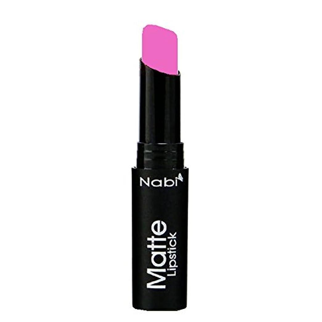 嫌がるお勧め今日(3 Pack) Nabi Cosmetics Matte Lipstick - Matte Lavender II (並行輸入品)