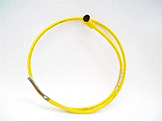 ALLEN BRADLEY 1485R-P1F5-C Standard 5 Leads, Standard - EPOXY Coated ZINC, DEVICENET Physical Media, Thin Media, Micro, Cable, Right Angle Male, Yellow CPE, Standard 5-PIN, 1 M, 1.0, Standard Passive