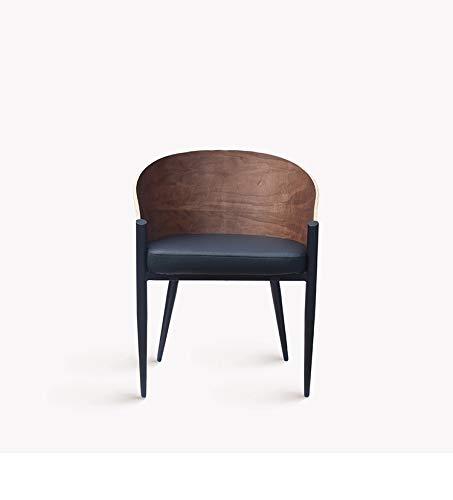 YUTRD ZCJUX alla Moda Ferro Piedi Sedia, Ferro Creative Art Mobili Sedia da Pranzo, Semplice Sedia di Metallo, Moderno Designer Chair, Sedia
