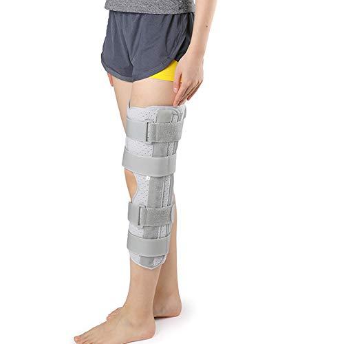 LXYQH kniegewrichtssteun bandage onderste ledematen vaste rail