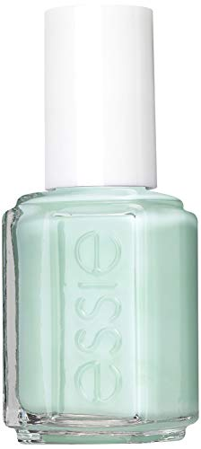 Essie Nagellack für farbintensive Fingernägel, Nr. 99 mint candy apple, Grün, 13.5 ml