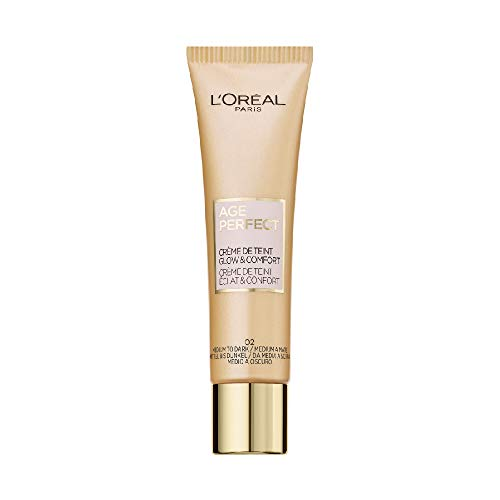 L'Oreal Paris Age Perfect Bb Cream Antiedad Tono 2 Medium