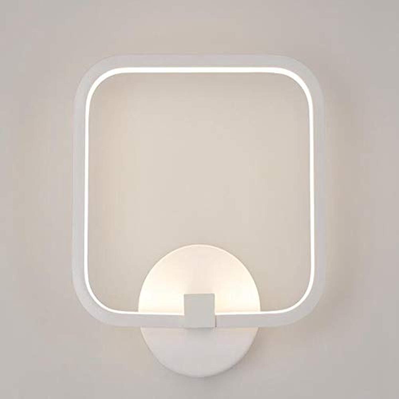 Laogg Wandleuchte LED Moderne Kreative Schlafzimmer Neben Wandleuchte Innen Wohnzimmer Esszimmer Flur Beleuchtung Dekoration Lichte 20cm