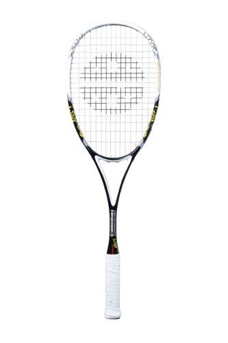 Unsquashable Squash-Schläger CP 6000, Schwarz-Weiß, 2