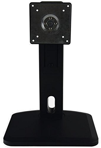 Hannspree 80-04000003G000 68,6 cm (27 Zoll) Flachbildschirm-Tischhalterung (61 cm (24 Zoll), 68,6 cm (27 Zoll), 75 x 75 mm, 100 x 100 mm, höhenverstellbar) schwarz