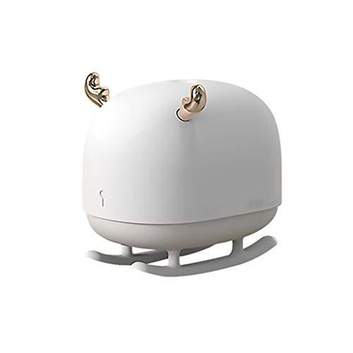 WZHZJ Humidificador de Aire Electric USB Aroma ARRAL Esencial DIFUSOR DE PEQUEÑO 260ML Home Coche Home FOGGER Mist MEJER con LA LÁMPARA DE LA Noche LED