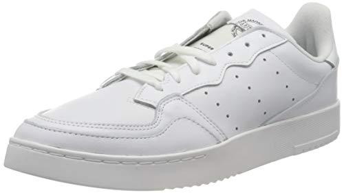 Adidas SUPERCOURT, Zapatillas Unisex Adulto, Blanco, 40 2/3 EU