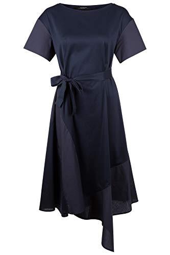 Weekend Max Mara Damen Kleid Palazzi Marine - XL