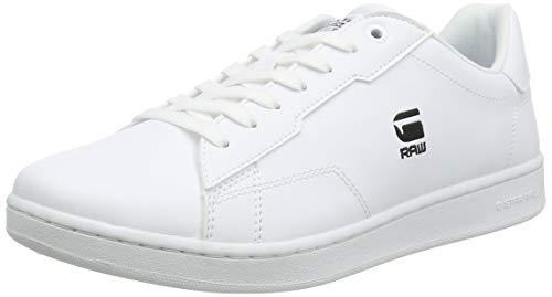 G-STAR RAW Cadet, Sneakers Basses Homme, Ecru (Milk A940-111), 43 EU
