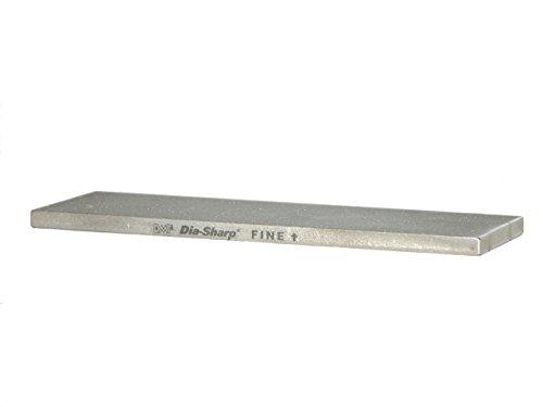 DMT D6FC DTM, Dia-Sharp Bench Stone, Messerschärfer, Schleifstein, Schleifgerät, Diamant, mehrfarbig, Einheitsgröße
