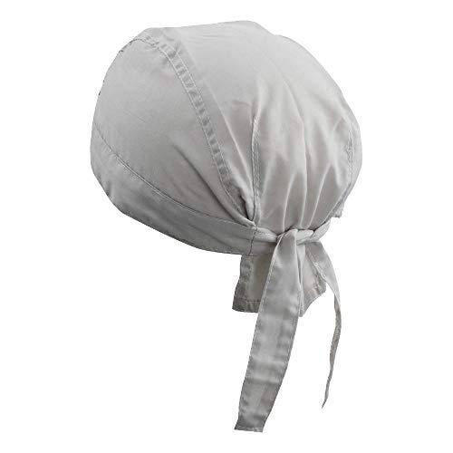 Myrtle Beach - Bandana Hat | Kopftuch, one Size, hellgrau