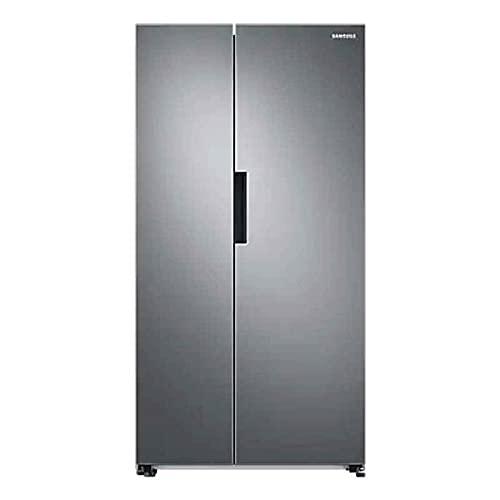 Samsung RS66A8101S9 frigorifero side-by-side Libera installazione E Argento