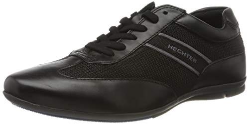 Daniel Hechter 821248101100, Basket Homme, Noir Schwarz 1000, 41 EU