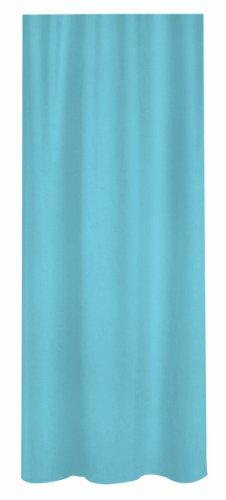 Spirella Primo Ciel textiel douchegordijn polyester 240x200 cm blauw