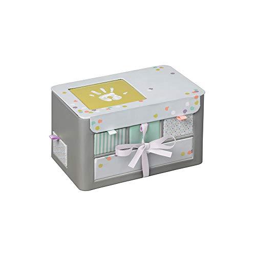 Baby Art Treasure Box Aufgebwahrungsbox und Schatzkästchen für Kinder/Babys, bunt, 34120113