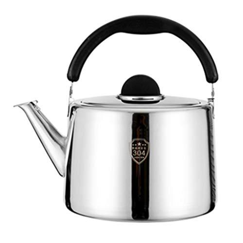 LCFF Bouilloire de santé de sifflet automatique de cuiseur de gaz de cuisine à la maison 304 d'acier inoxydable de cuisinière à induction (Capacité : 3L)