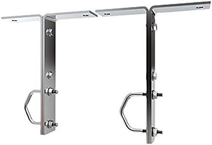 VARIA Group Wall Bracket 50L140, Mast Diameter: 50 mm Max. - Trova i prezzi più bassi