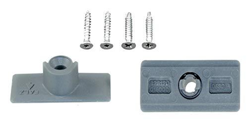 Roto Schnäpper Rollzapfen/Zapfen/Führung 828120015000 oder 828120010000 (NT N710A50006 / 260020) inclusive SN-TEC Montagematerial (Mengenauswahl möglich)(2)