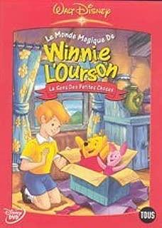 Le Monde magique de Winnie l'Ourson - Vol.2 : Le Sens des petites choses belge