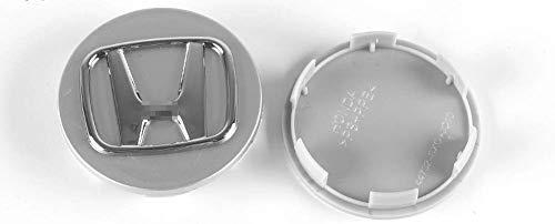 YUEXING Adecuado para Honda CRIDER Accord CRV Odyssey Civic Jade CIIM XRV Cubierta del Cubo Cubierta del Logotipo del Centro del neumático del Coche