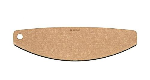 Garden at Home 017-00160102 epicurea-Coupe-Pizza 0,48 x 40 cm Naturel et Ardoise