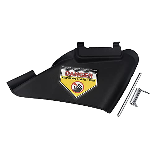 731-07131 Side Discharge Chute - by Deckpro, Compatible with MTD Lawn Mowers Troy Bilt (1)